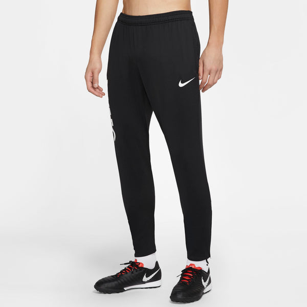 NIKE FC20 PANT ESSENTIAL BLACK/WHITE/WHITE