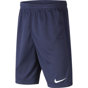 NIKE JR FRANKRIJK 20 HOME SHORT BLACKENED BLUE/WHITE