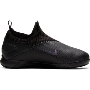 NIKE JR PHANTOM VISION II ACADEMY DF IC BLACK
