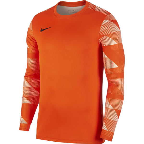 NIKE PARK IV GOALKEEPER JERSEY LS SAFETY ORANGE/WHITE