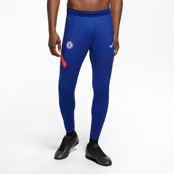 NIKE CHELSEA 20-21 VAPORKNIT PANT CONCORD/EMBER GLOW/WHITE