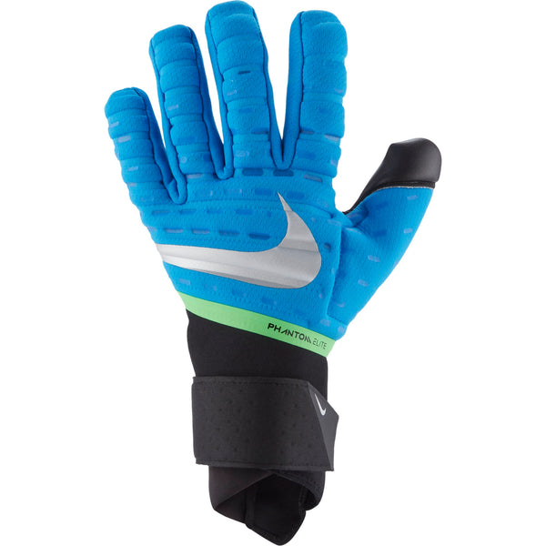 NIKE PHANTOM ELITE GOALKEEPER PHOTO BLUE/BLACK/SILVER