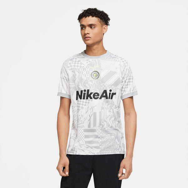 NIKE FC20 HOME JERSEY WHITE/SMOKE GREY/REFLECTIVE SILVER