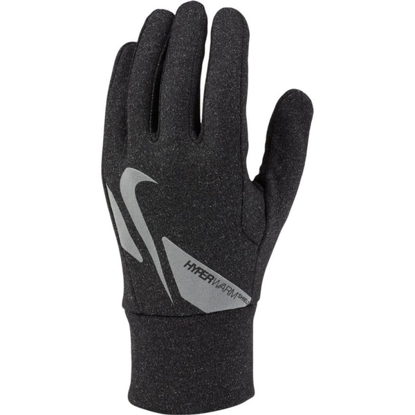 NIKE HYPERWARM SHIELD GLOVE DARK CHARCOAL/BLACK/SILVER