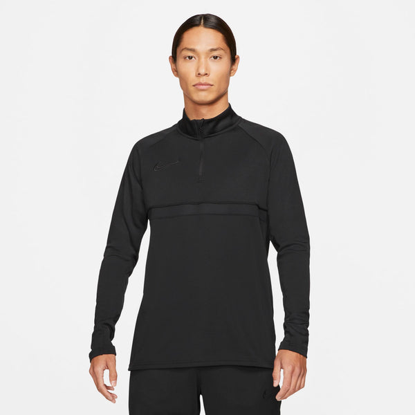 NIKE ACADEMY21 DRILL TOP BLACK/BLACK