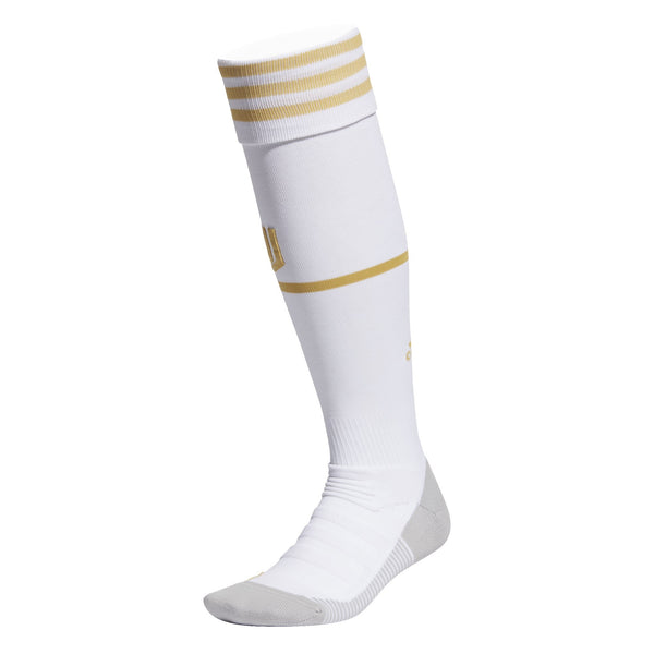 ADI JUVE 20-21 HOME SOCK WHITE/PYRITE