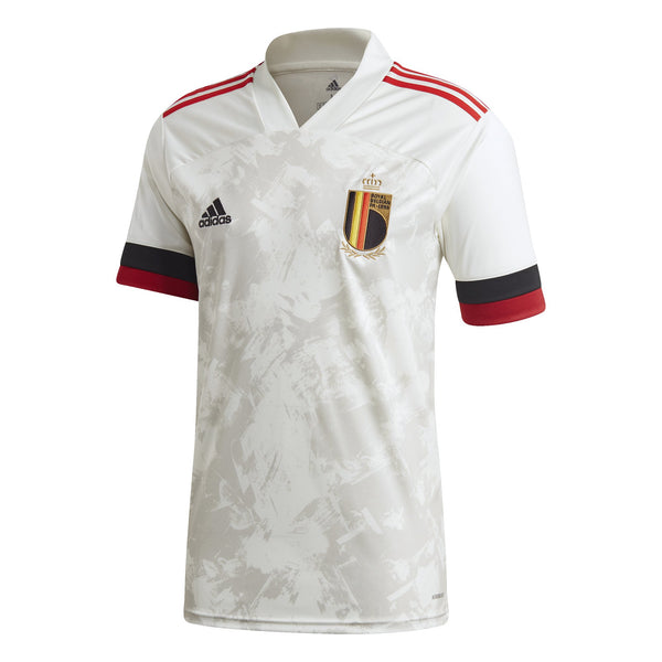 ADI BELGIE 20 AWAY JERSEY OFF WHITE