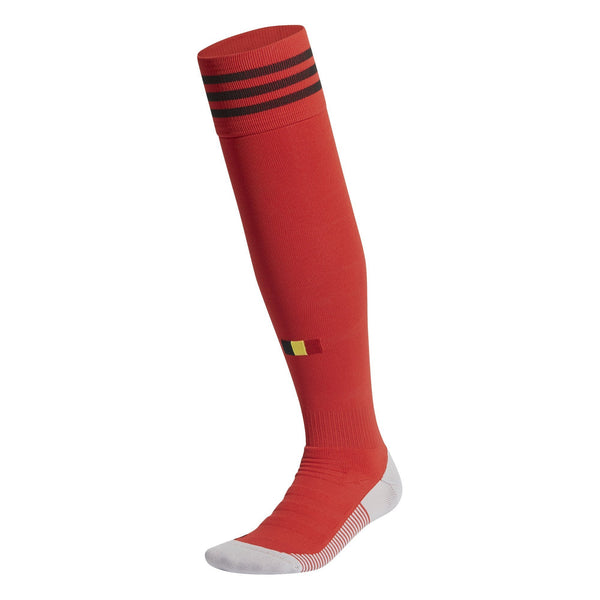 ADI BELGIE 20 HOME SOCK COLLEGIATE RED