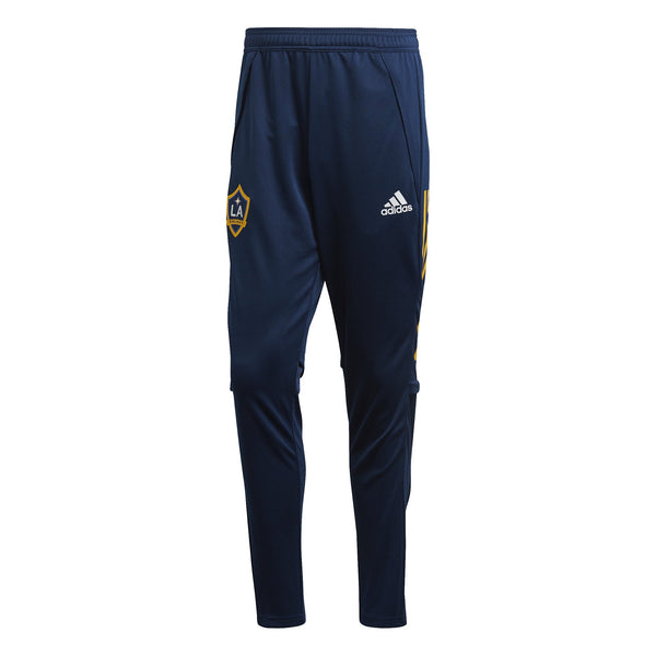 ADI LA GALAXY 19-20 TRG PANT COLLEGIATE NAVY/GOLD
