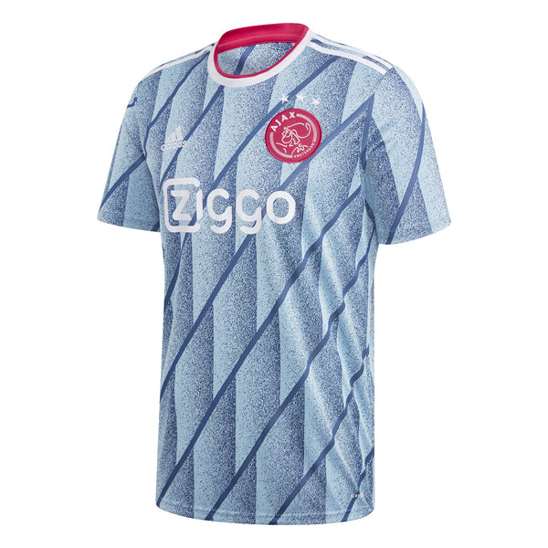 ADI AJAX 20-21 AWAY JERSEY ICEY BLUE