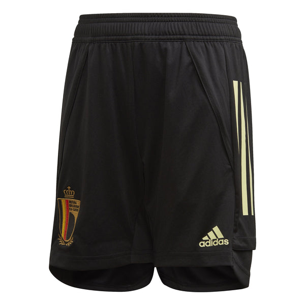 ADI JR BELGIE 20 TRG SHORT BLACK