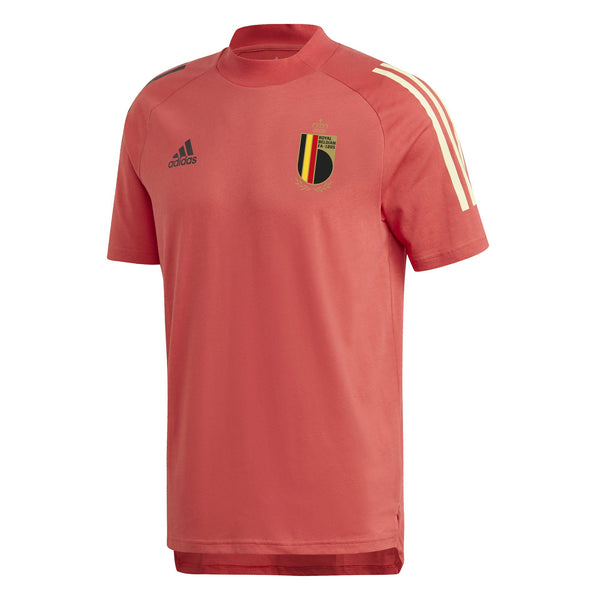 ADI BELGIE 20 TEE GLORY RED
