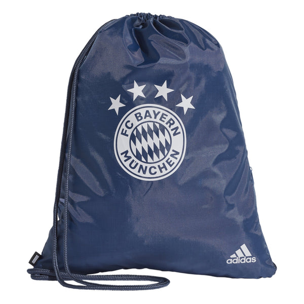 ADI BAYERN 19-20 GYMBAG NIGHT MARINE/TRACE BLUE/GREY