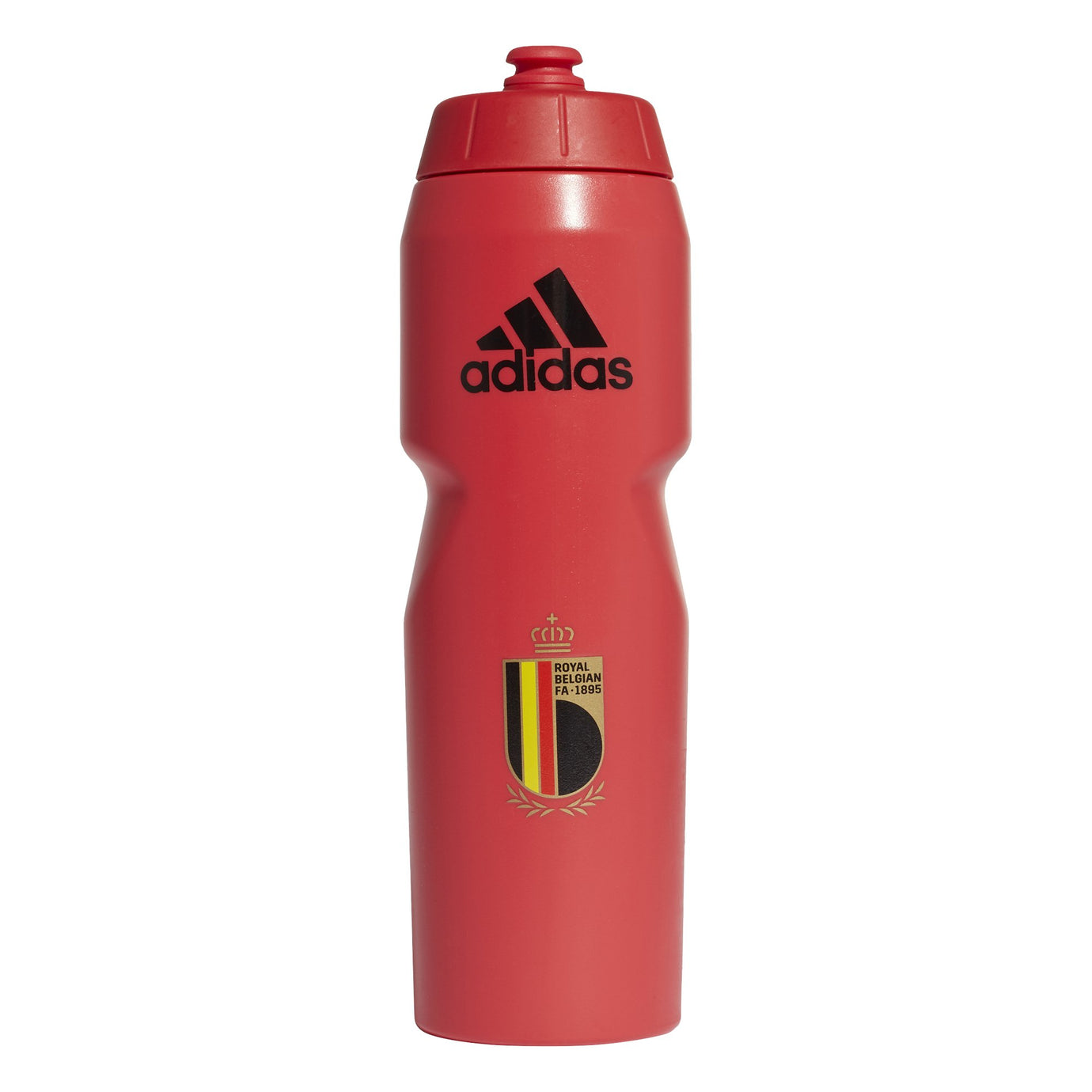 ADI BELGIE 20 WATER BOTTLE RED/BLACK
