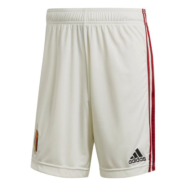 ADI BELGIE 20 AWAY SHORT OFF WHITE