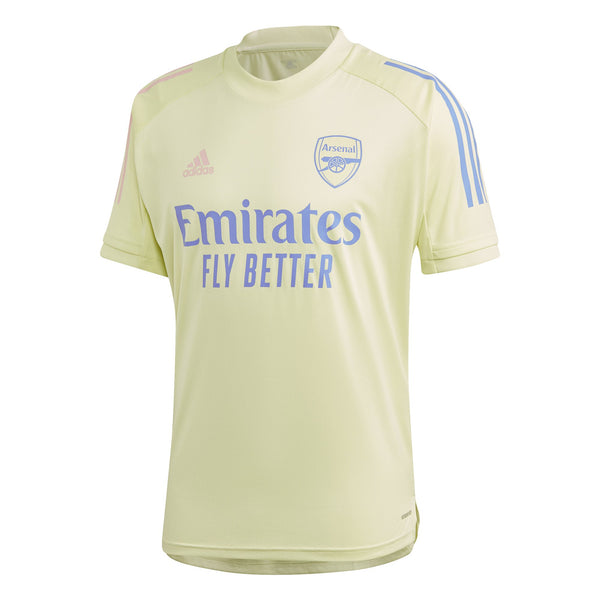 ADI ARSENAL 20-21 TRG JERSEY YELLOW TINT