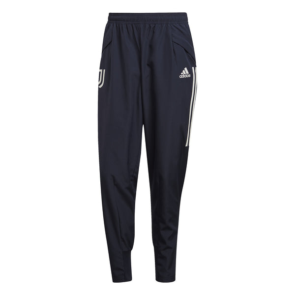 ADI JUVE 20-21 PRE PANT LEGEND INK/ORBIT GREY
