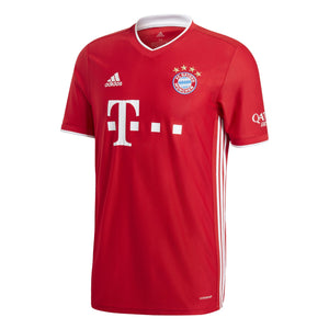 ADI BAYERN 20-21 HOME JERSEY TRUE RED
