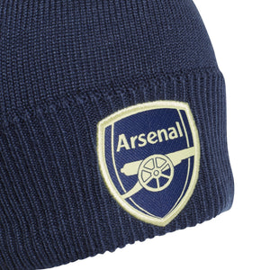 ADI ARSENAL 20-21 BEANIE AEROREADY TECH INDIGO/GLORY PINK/YE