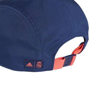 ADI REAL 20-21 5PANEL CAP DARK BLUE/WHITE/SIGNAL PINK