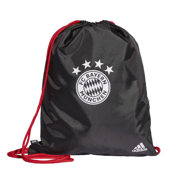 ADI BAYERN 20-21 GYMBAG BLACK/TRUE RED/WHITE