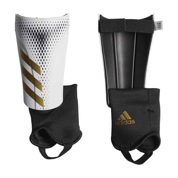 ADI PREDATOR20 SHINGUARD MATCH WHITE/GOLD/BLACK