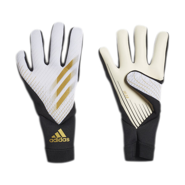 ADI X20 GLOVES LEAGUE WHITE/GOLD/BLACK
