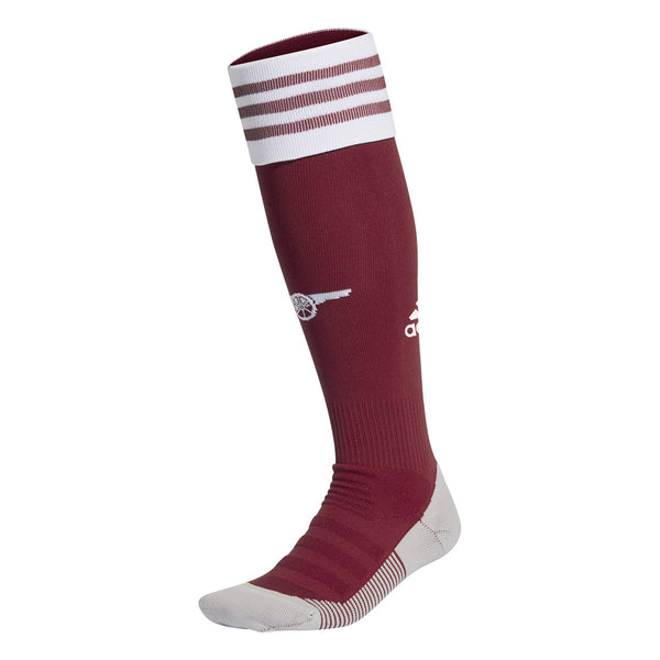 ADI ARSENAL 20-21 HOME SOCK ACTIVE MAROON/WHITE