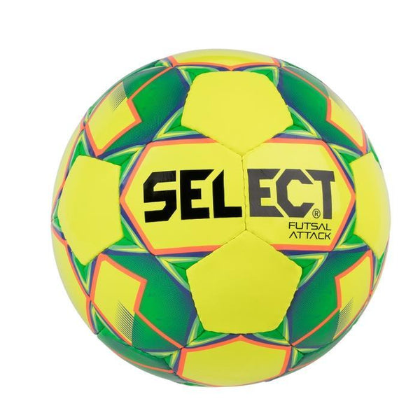 SELECT FUTSAL ATTACK SHINY YELLOW/GREEN