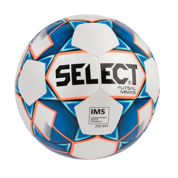 SELECT FUTSAL MIMAS WHITE/BLUE/ORANGE