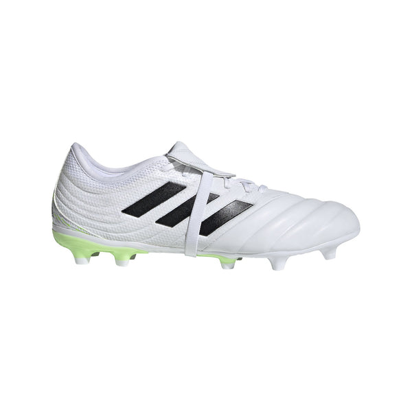 ADI COPA 20.2 GLORO FG WHITE/BLACK/SIGNAL GREEN