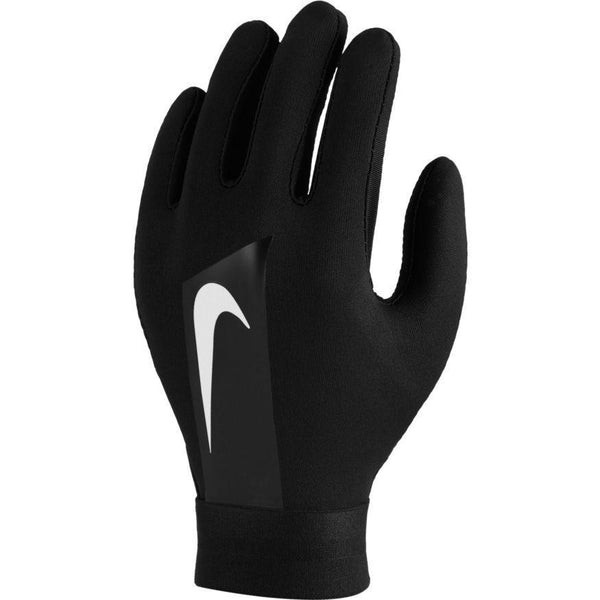 NIKE JR HYPERWARM ACADEMY GLOVE BLACK/WHITE