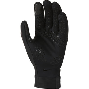 NIKE HYPERWARM ACADEMY GLOVE ANTHRACITE/BLACK