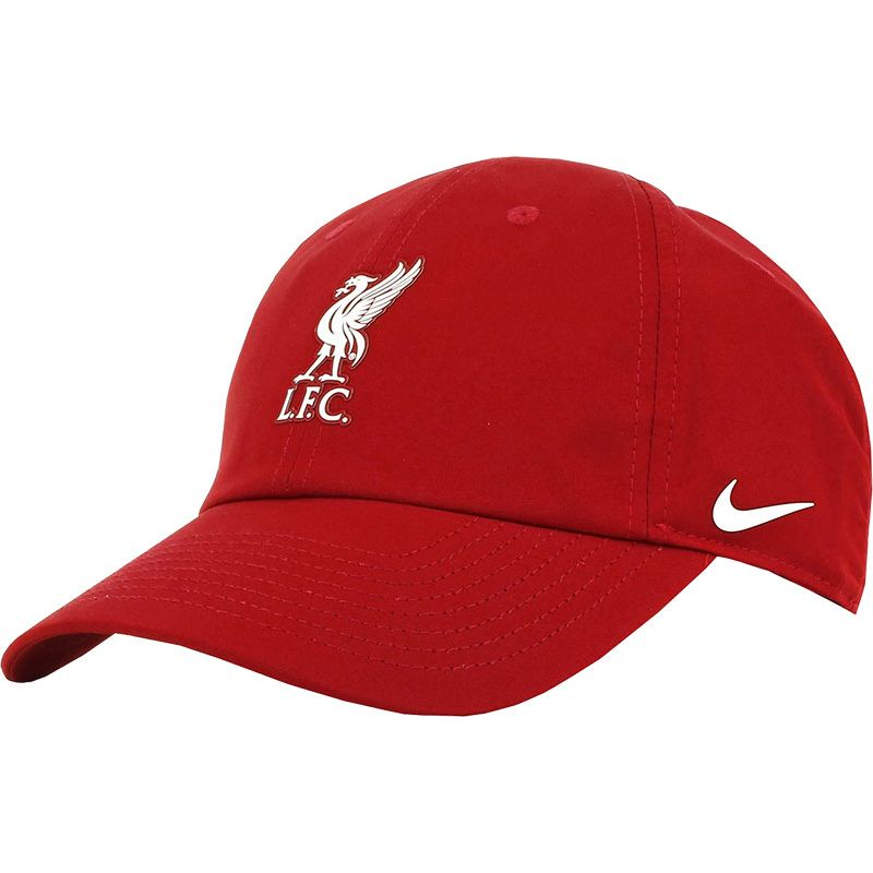 NIKE LIVERPOOL 20-21 CAP HERITAGE86 GYM RED/WHITE