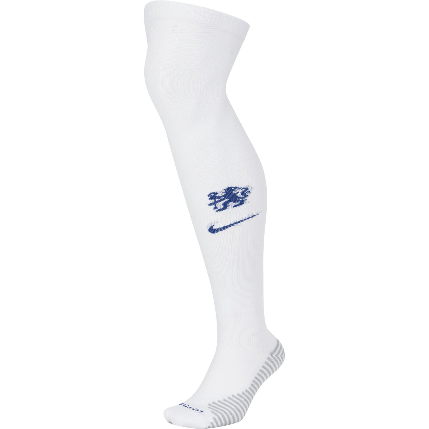 NIKE CHELSEA 20-21 HOME SOCK WHITE/RUSH BLUE
