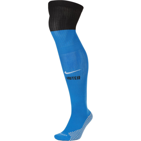 NIKE INTER 20-21 HOME SOCK BLUE SPARK/BLACK/WHITE