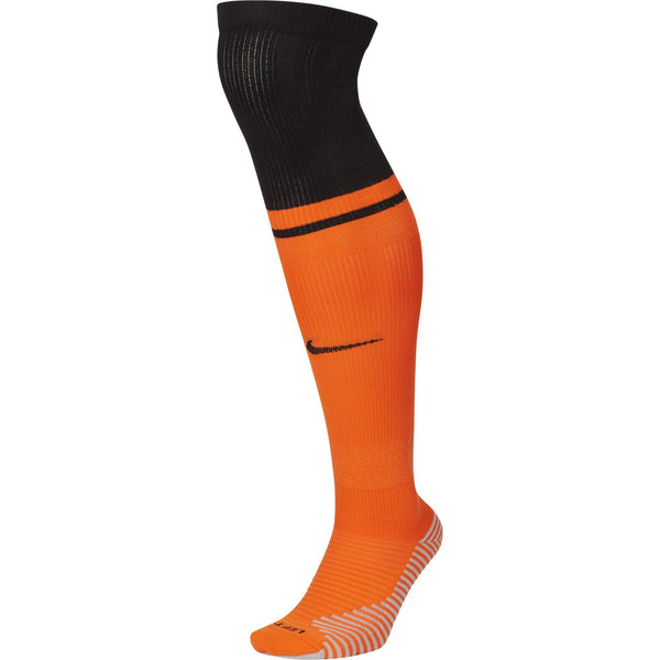 NIKE NEDERLAND 20 HOME SOCK SAFETY ORANGE/BLACK