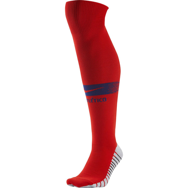 NIKE ATLETICO 18-19 H SOCK SPORT RED/DEEP ROYAL