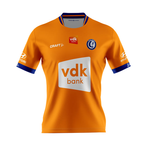CRAFT JR GENT 20-21 AWAY JERSEY ORANGE/ROYAL