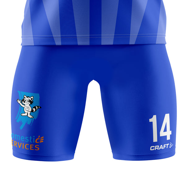 CRAFT JR GENT 20-21 HOME SHORT ROYAL