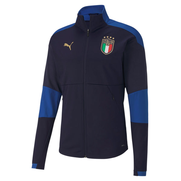 PUMA ITALIA 20 TRAINING JACKET PEACOAT