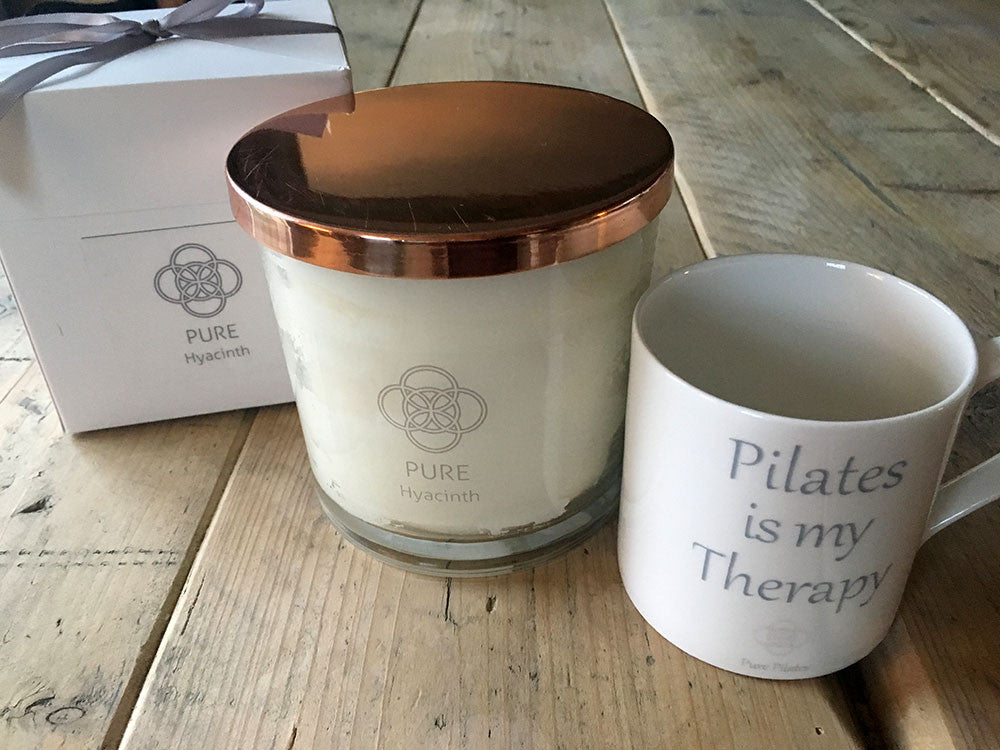Pure Pilates Candles