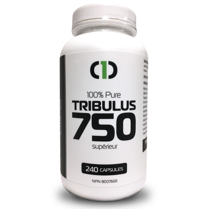 Tribulus 750 | 100% Pure Tribulus Terrestris | VEGAN