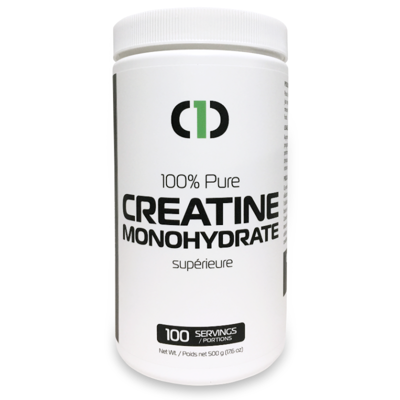 Creatine Monohydrate 100% PURE VEGAN (500g)
