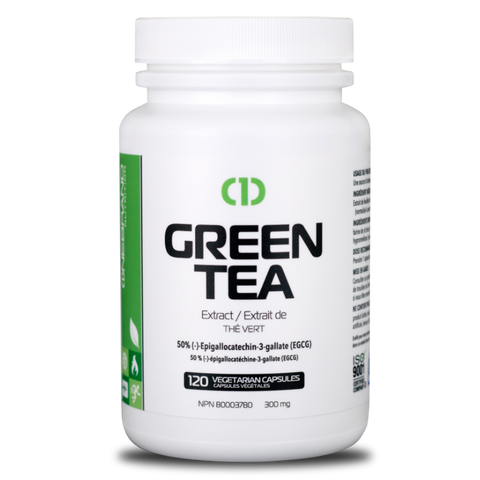 Green Tea 300 mg (120 Vegetable Caps) | 50% EGCG