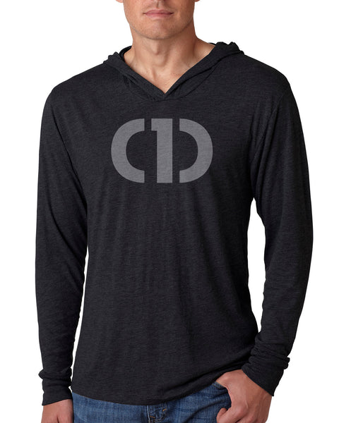 One Brand Nutrition Long-Sleeve Hoodie