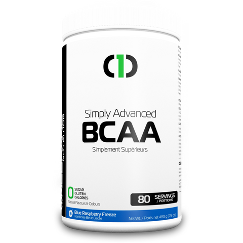 Simply Advanced BCAA (80 Servings) | Advanced Training Formula