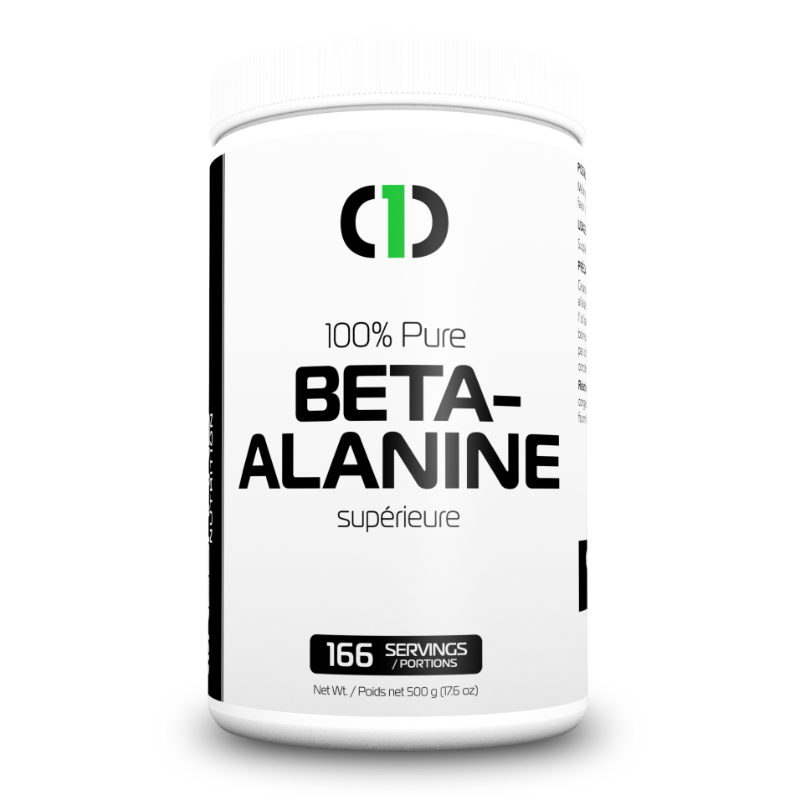 Beta-Alanine 100% Pure (500 g) 166 servings