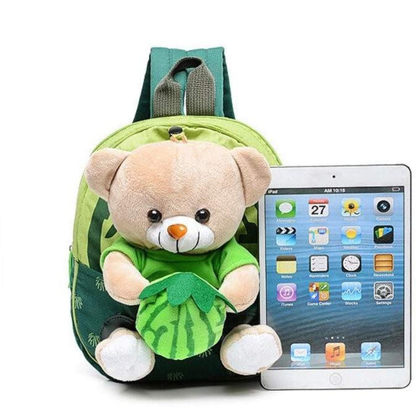 3D backpack for kids - for boys and girls-PinkPinker