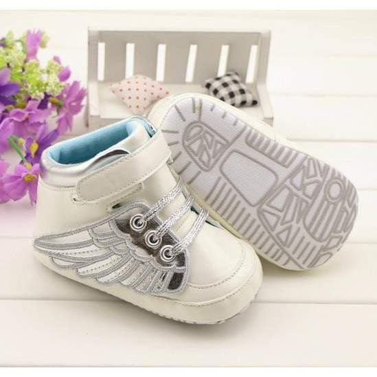 Angel Wings newborn Shoe-PinkPinker
